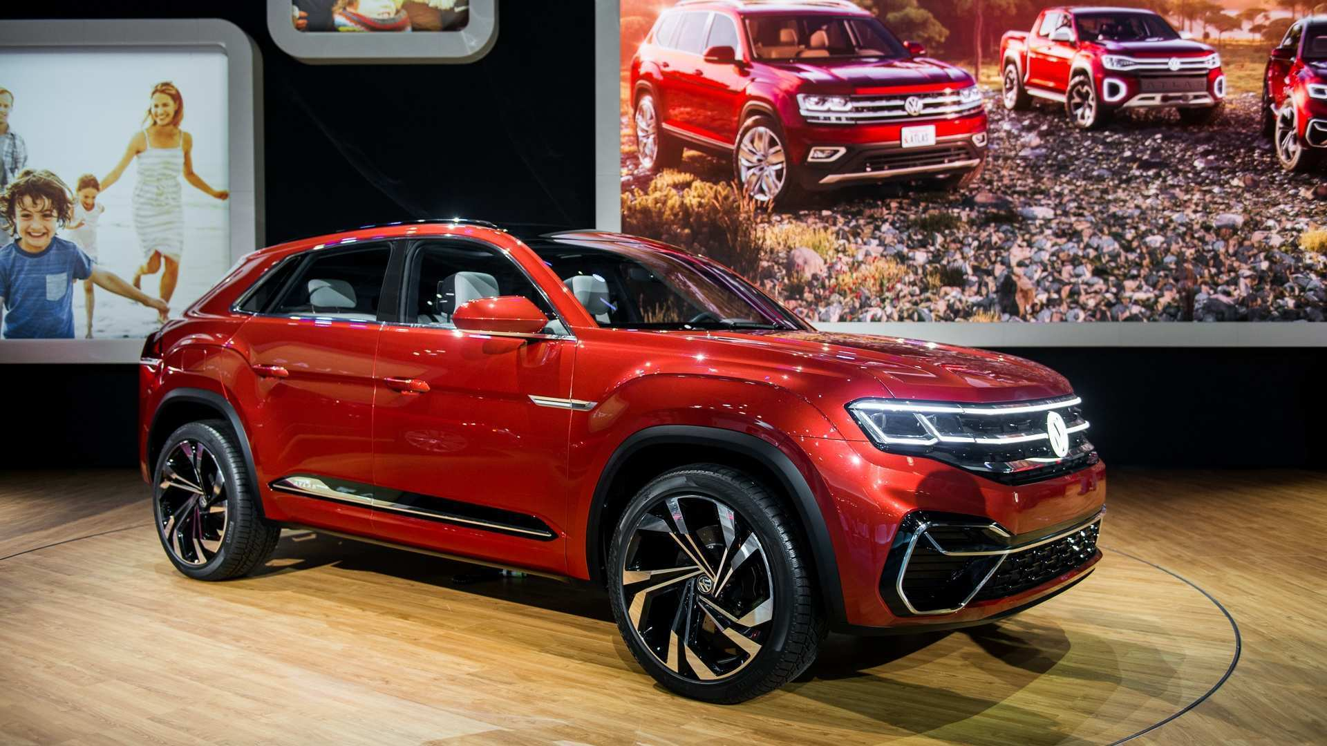 19 The 2020 Volkswagen Cross Configurations