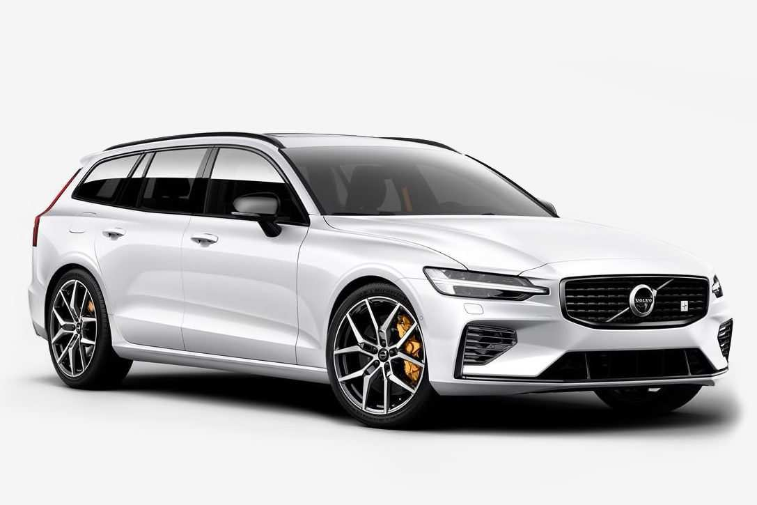 19 The 2020 Volvo S60 Spesification
