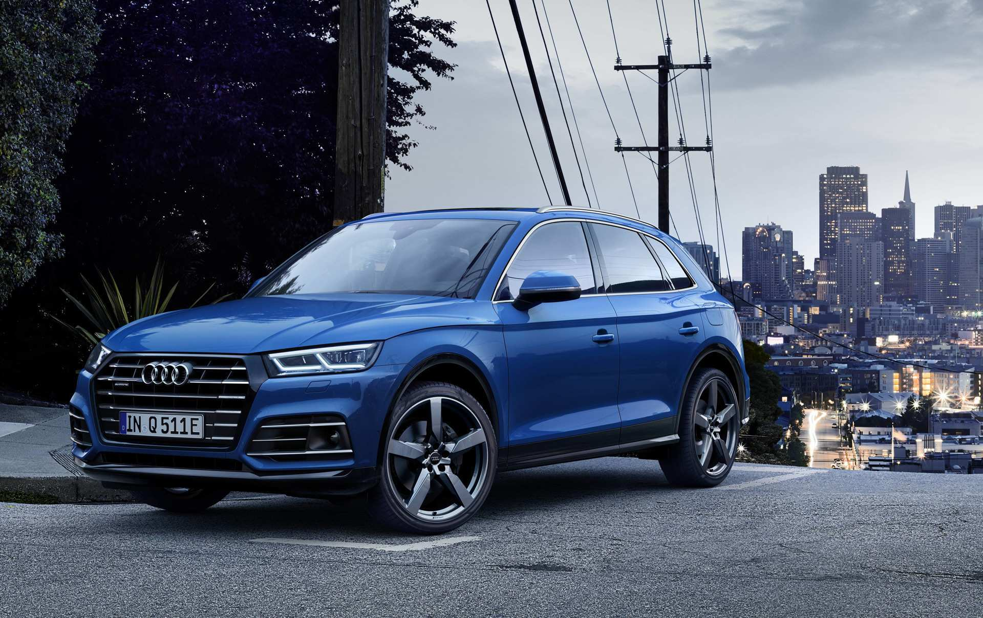 19 The Audi New Q5 2020 Performance