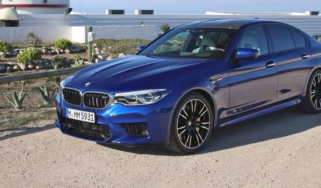 19 The Best 2019 BMW M5 Get New Engine System Price Design And Review