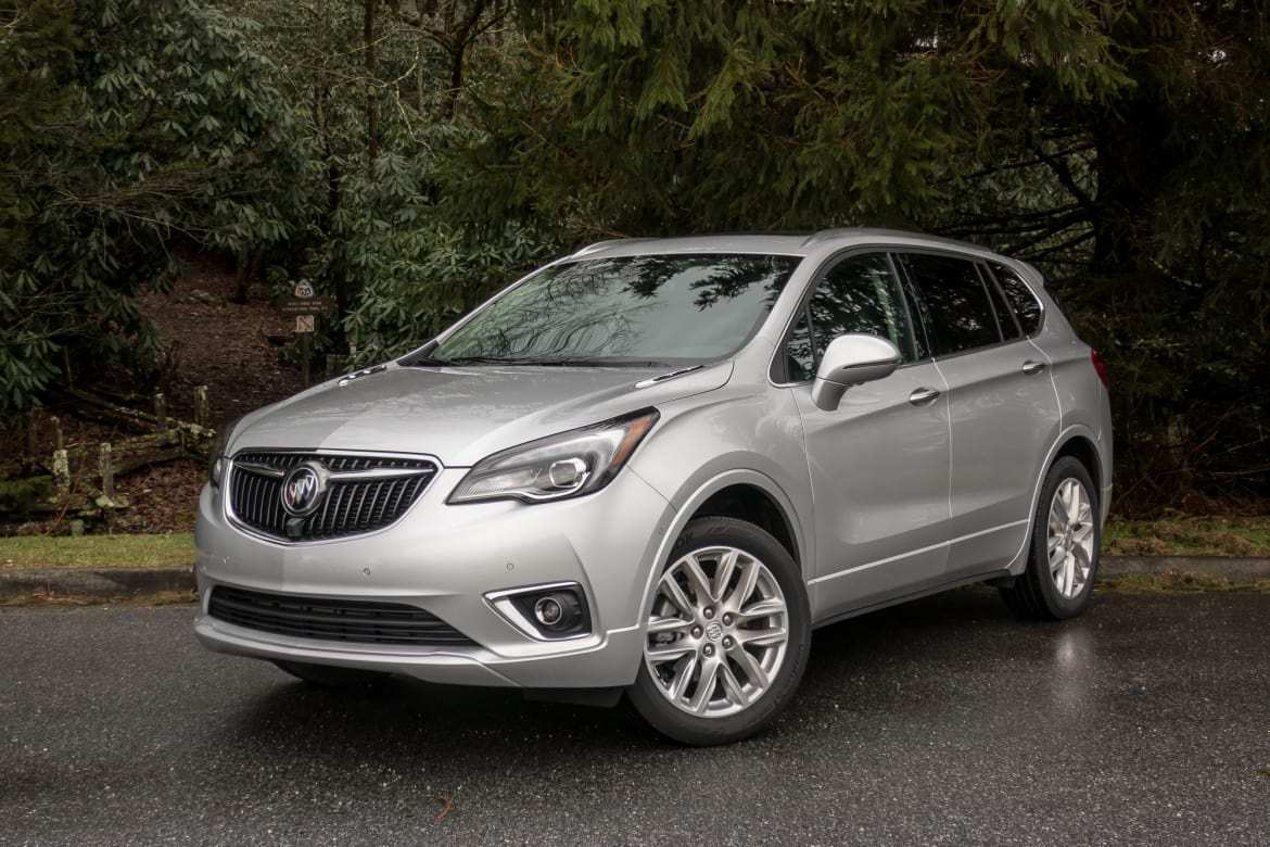 19 The Best 2019 Buick Envision Specs
