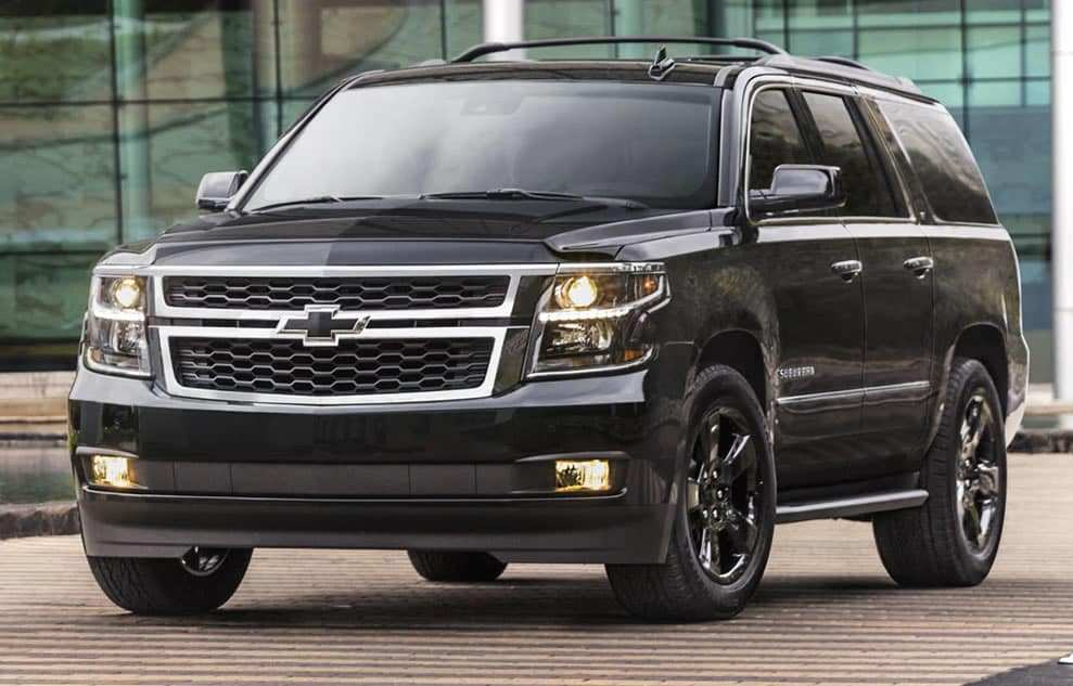 19 The Best 2019 Chevy Suburban Performance And New Engine