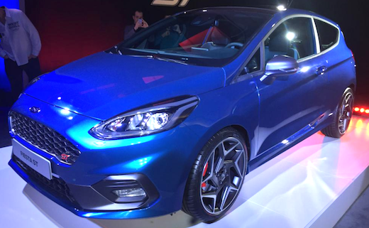 19 The Best 2019 Ford Fiesta St Rs Pictures