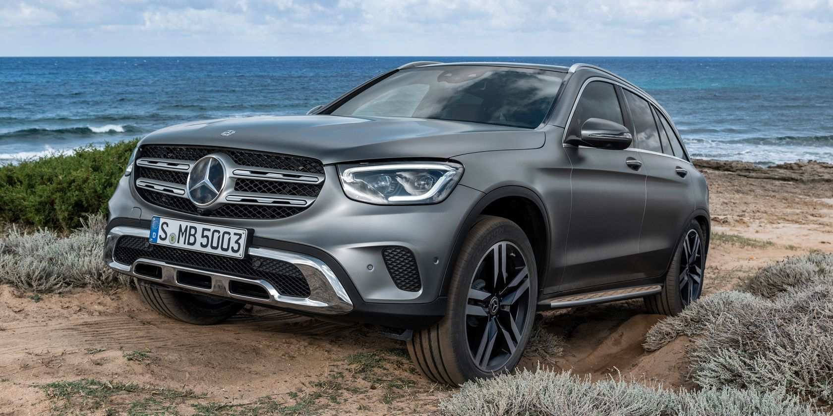 19 The Best 2019 Mercedes Glc Concept