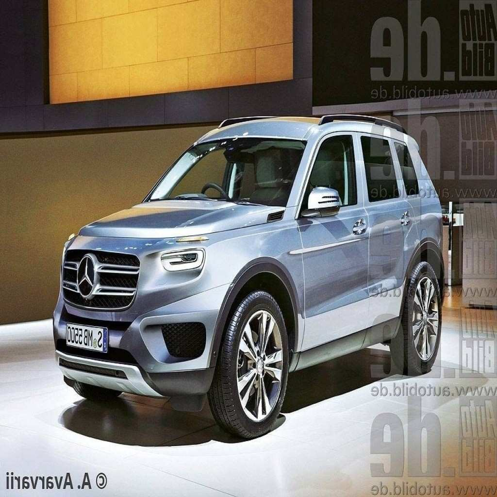 19 The Best 2019 Mercedes Ml Class Exterior And Interior