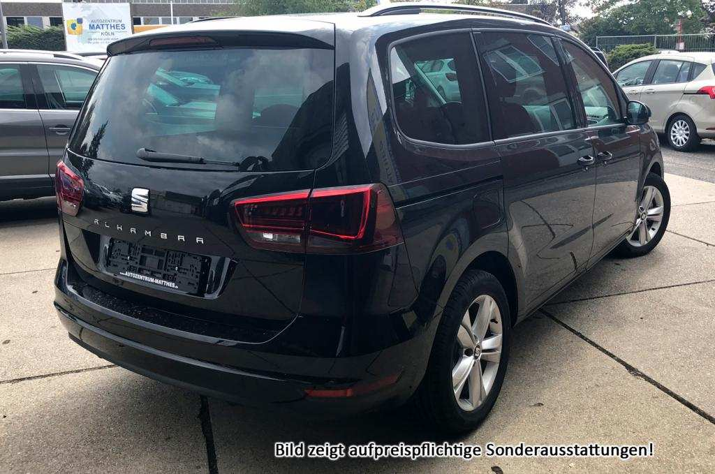 19 The Best 2019 Seat Alhambra Exterior