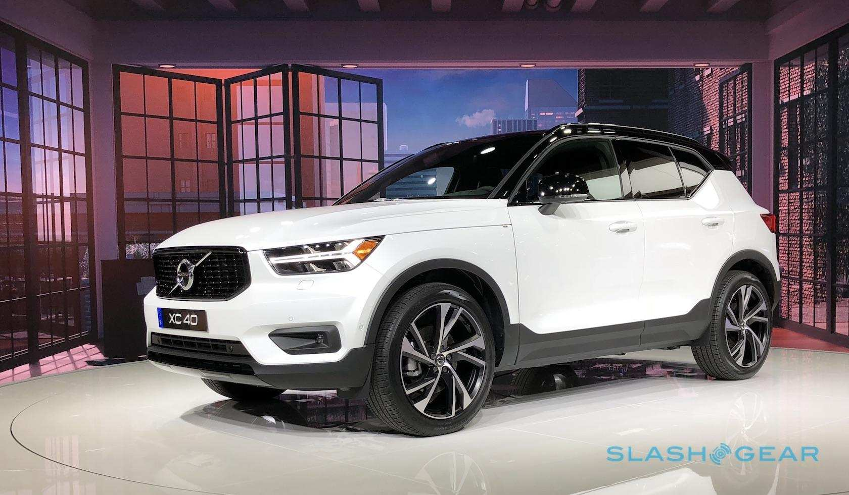 19 The Best 2019 Volvo Xc40 Gas Mileage Exterior And Interior