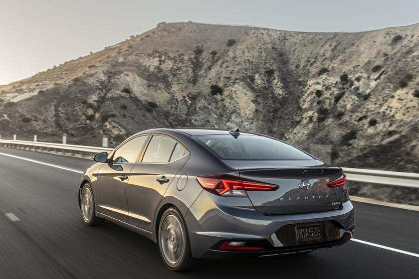 19 The Best 2020 Hyundai Elantra Sedan Spy Shoot