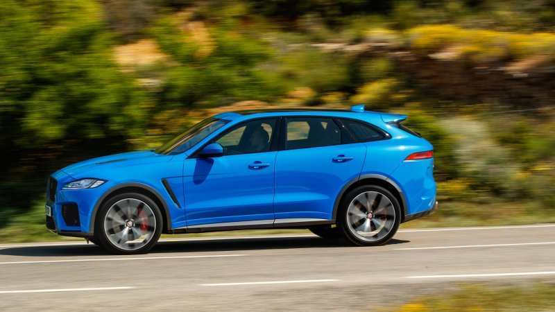 19 The Best 2020 Jaguar Suv Wallpaper