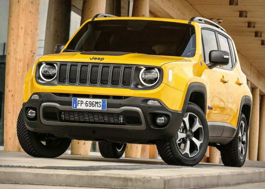 19 The Best 2020 Jeep Renegade History