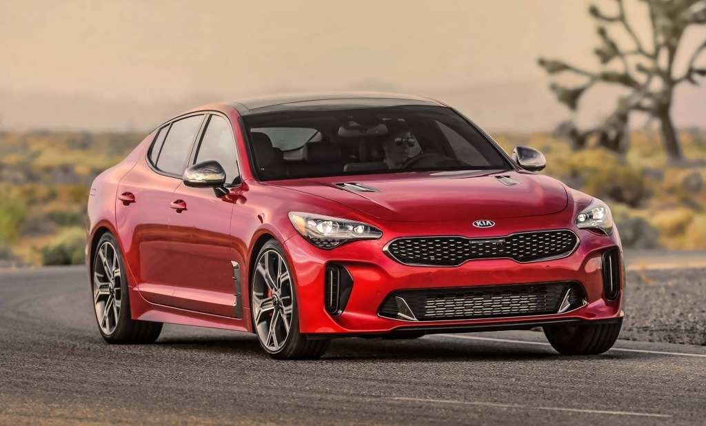 19 The Best 2020 Kia Stinger Release Date Redesign And Concept