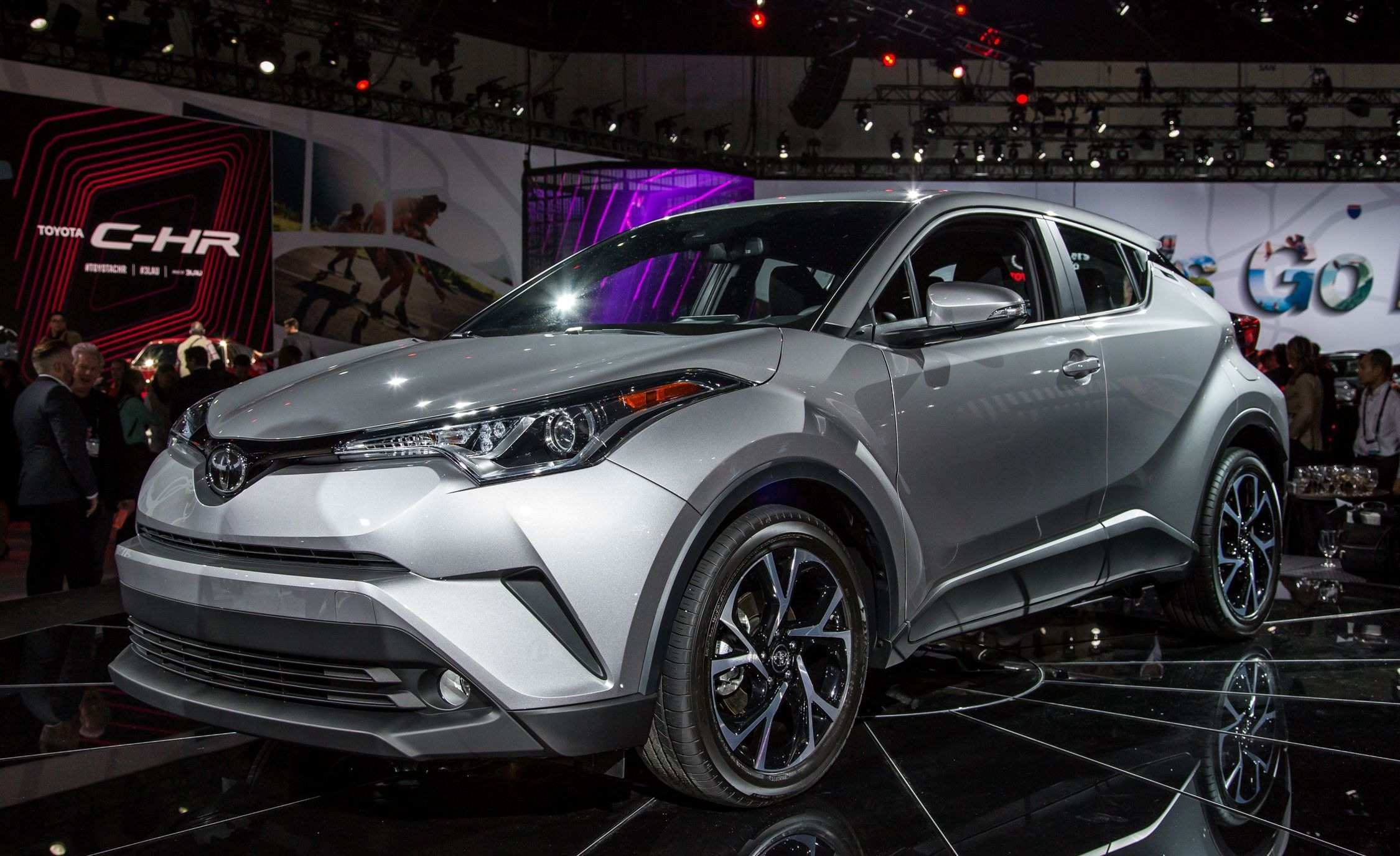 19 The Best 2020 Toyota C Hr Compact Specs