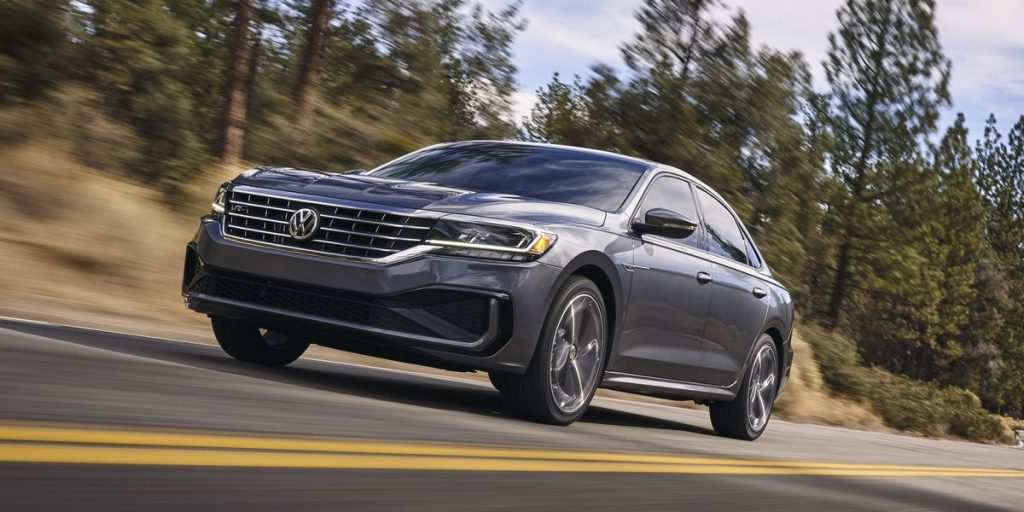 19 The Best 2020 VW Passat Tdi Redesign And Concept