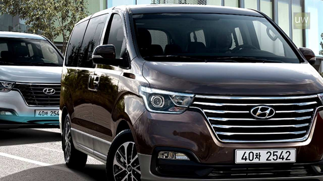 19 The Best Hyundai H1 2020 Images