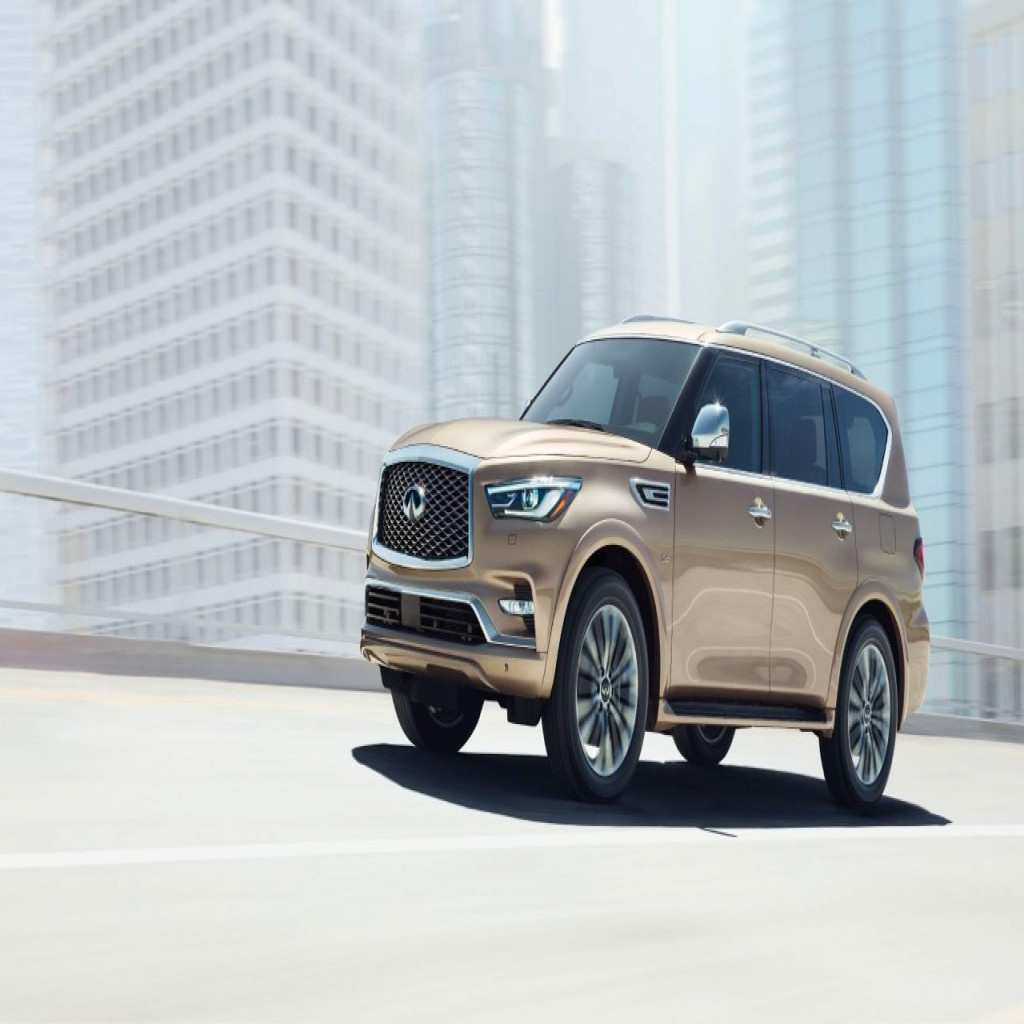 19 The Best Infiniti Truck 2020 Interior