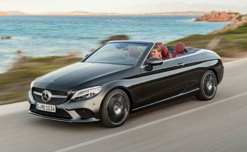 19 The Best Mercedes Benz C Class Facelift 2019 Picture