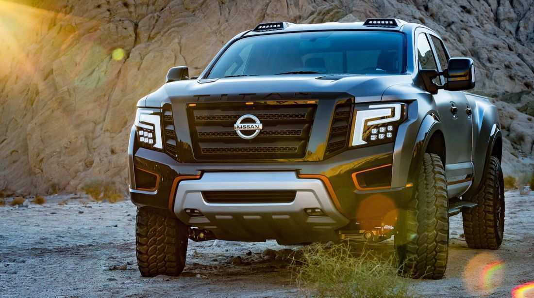 19 The Best Nissan Warrior 2019 Exterior And Interior