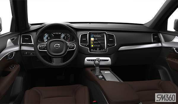 19 The Best Volvo Xc90 2019 Interior Release Date And Concept