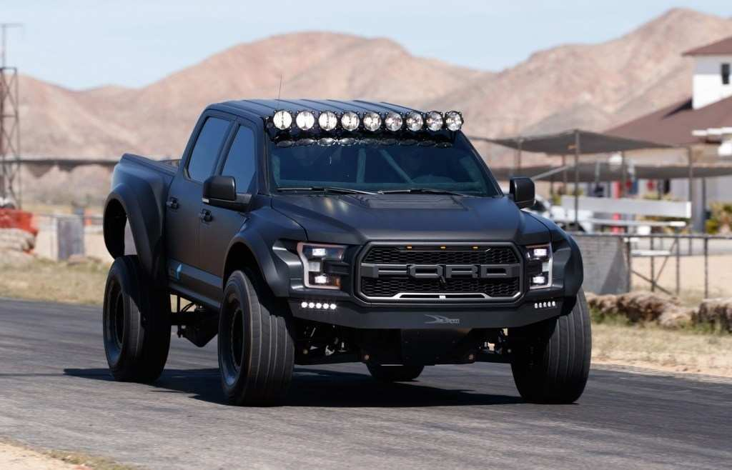 19 The Ford Raptor 2020 New Review