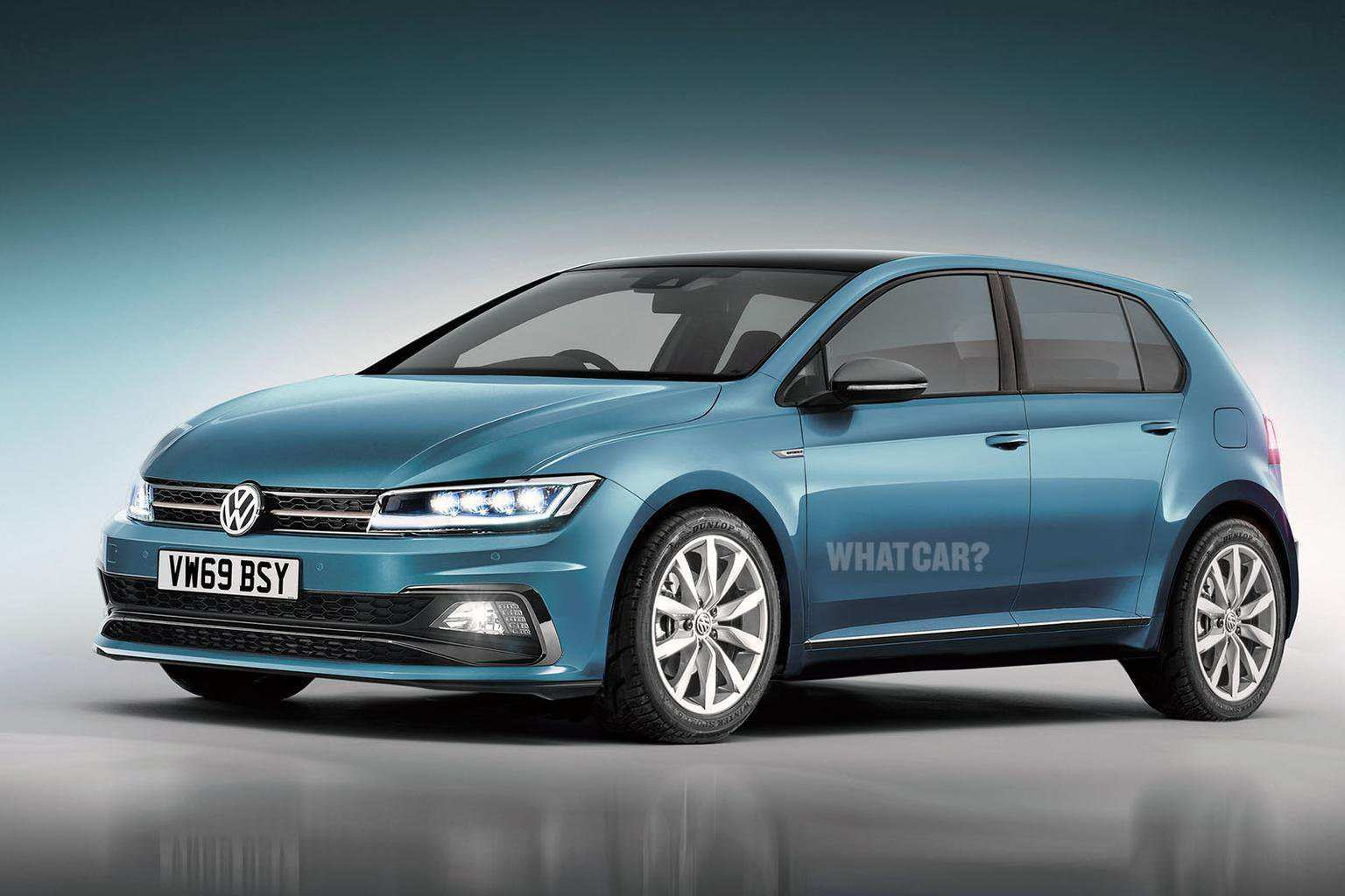 19 The Golf Vw 2019 Research New