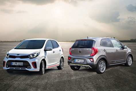19 The Kia Picanto 2019 Xline Price And Review