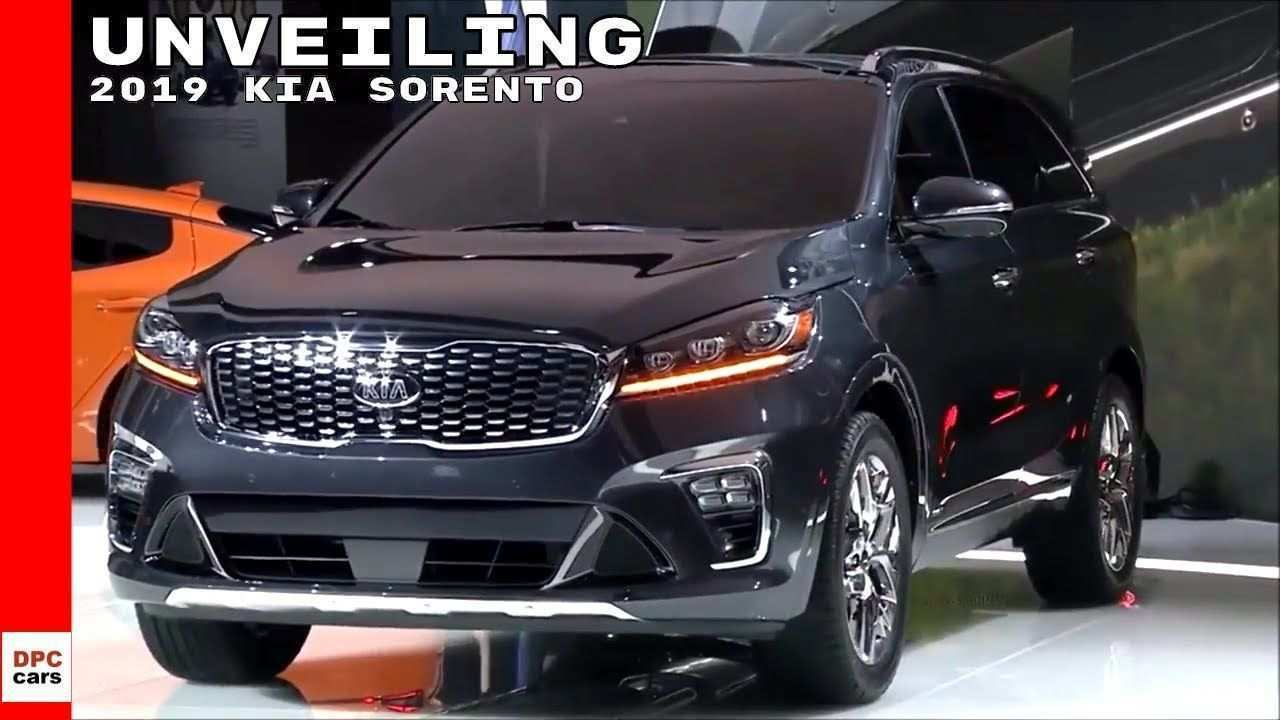 19 The Kia Sorento 2019 Video Concept