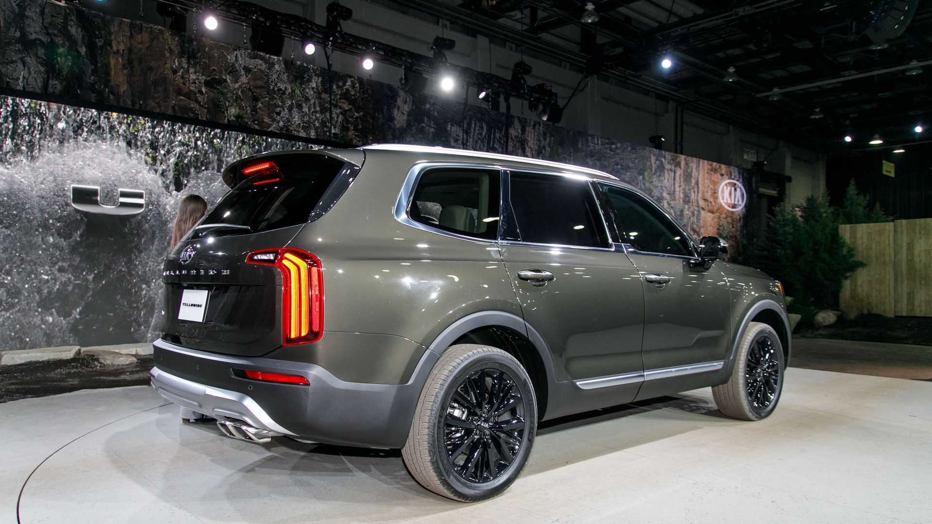 19 The Kia Telluride 2020 Release Date First Drive