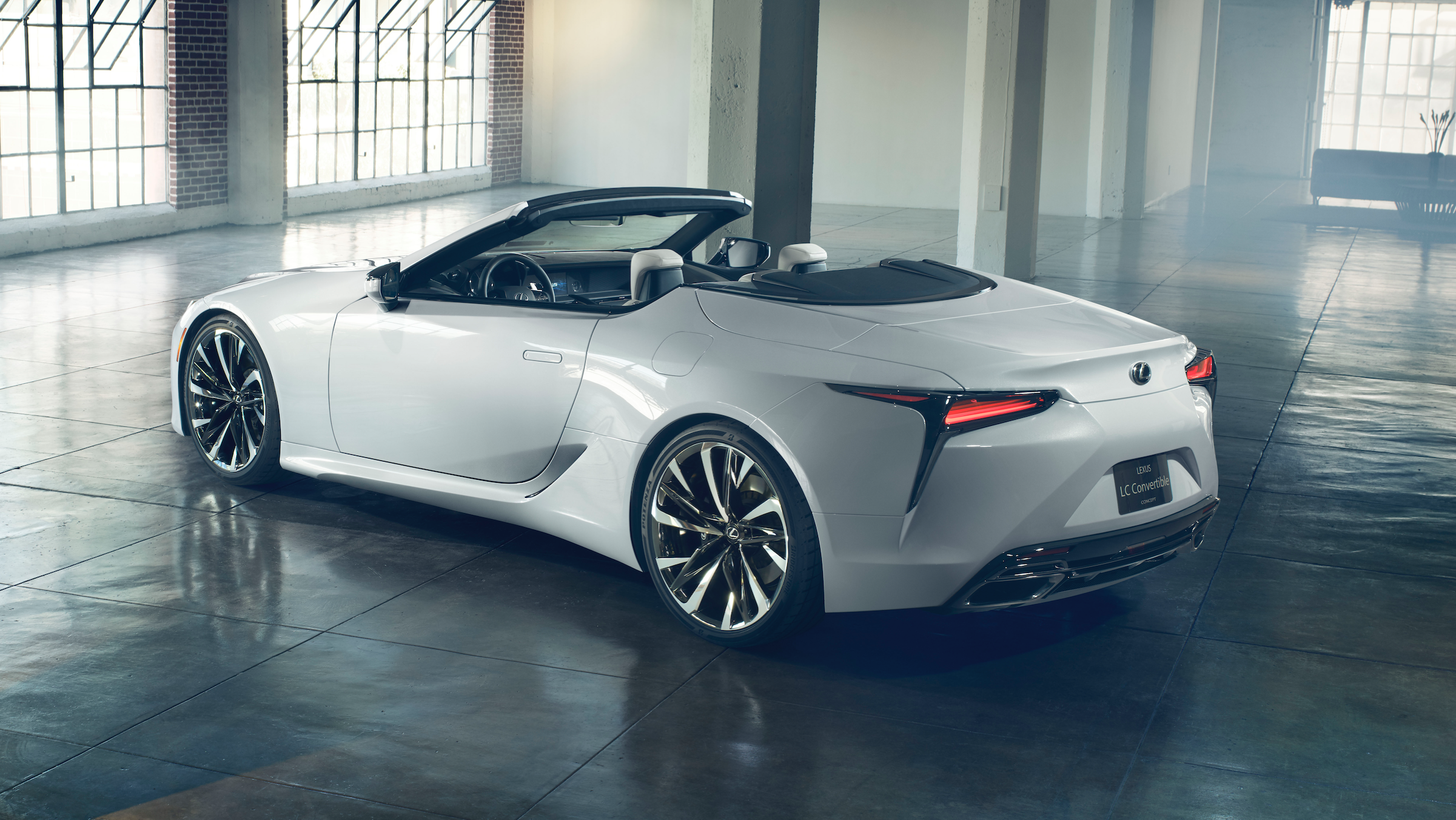 19 The Lc Lexus 2019 New Review