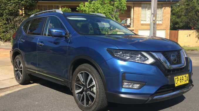 19 The Nissan X Trail 2019 Review Wallpaper