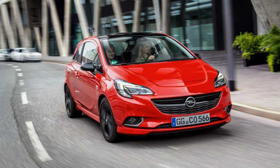 19 The Opel Will Launch Full Electric Corsa In 2020 Concept