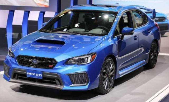19 The Subaru Wrx 2019 Concept First Drive