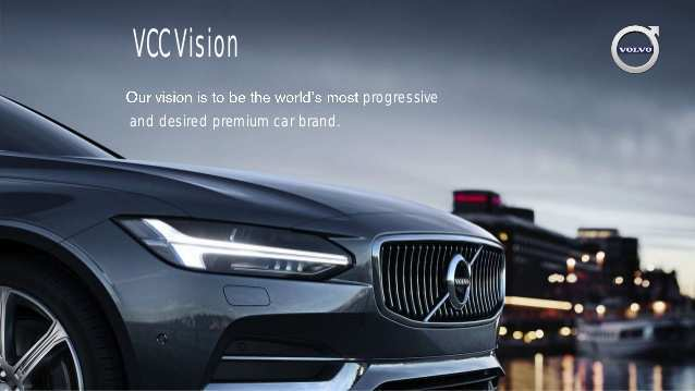 19 The Volvo Mission 2020 Model
