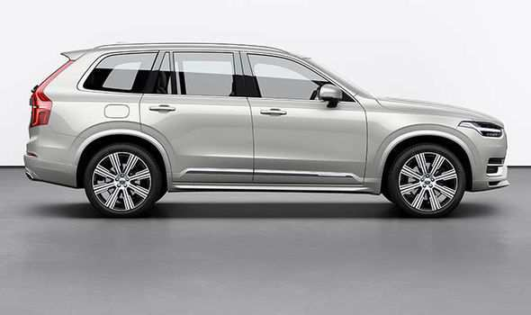 19 The Volvo New Xc90 2020 Concept And Review