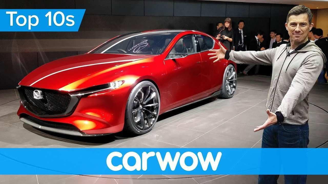 19 The Youtube Mazda 6 2020 Spy Shoot