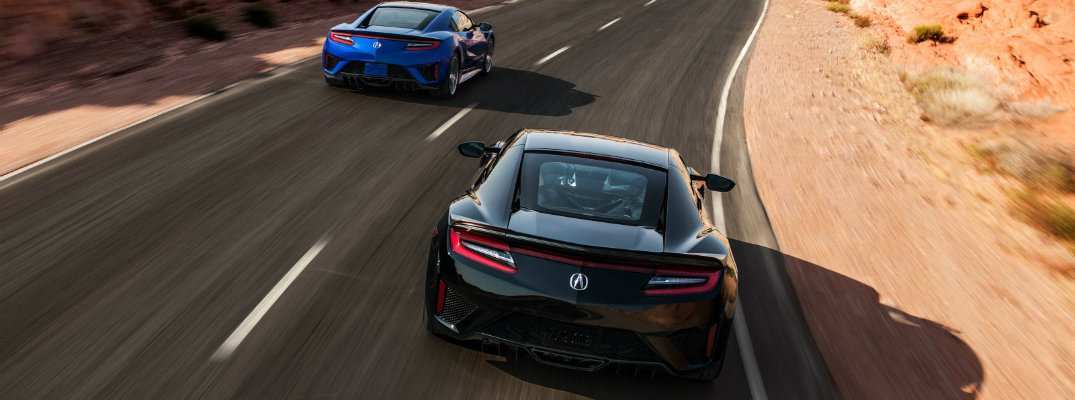 20 A 2019 Acura NSXs Review And Release Date