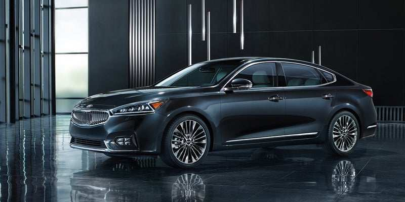 20 A 2019 All Kia Cadenza Exterior And Interior