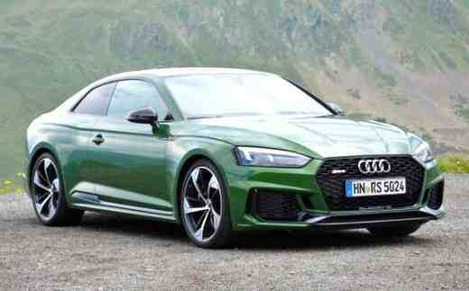 20 A 2019 Audi Rs5 Cabriolet New Model And Performance