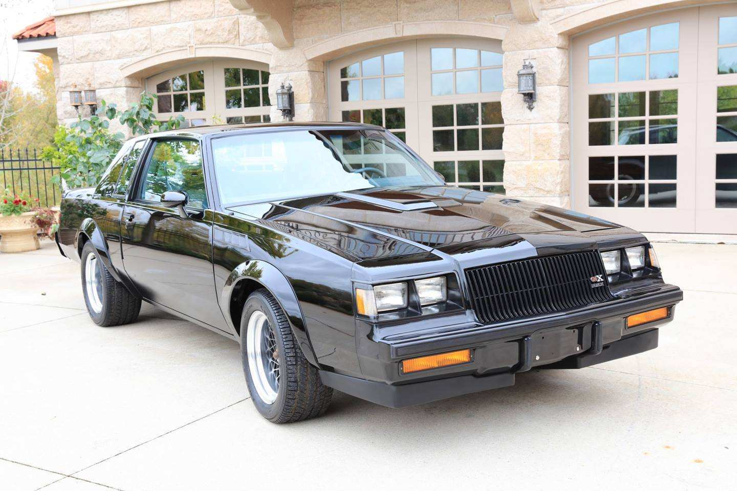 20 A 2019 Buick Grand National Gnxprice Engine