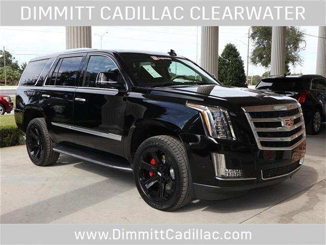 20 A 2019 Cadillac Escalade Wallpaper