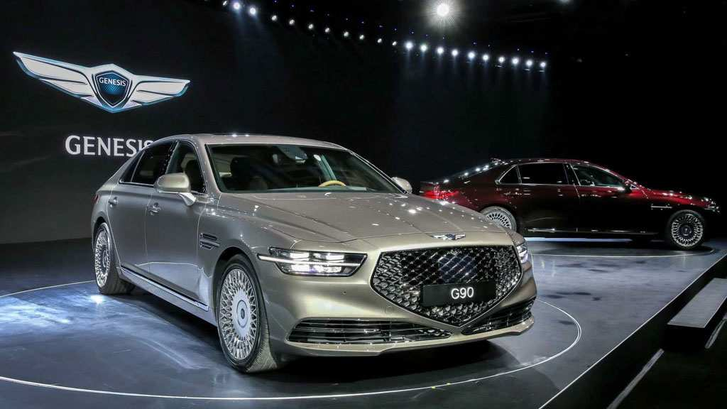 20 A 2019 Hyundai Genesis New Model And Performance