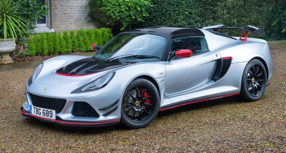 20 A 2019 Lotus Exige Style