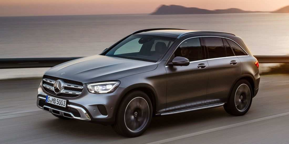 20 A 2019 Mercedes Glc Pictures