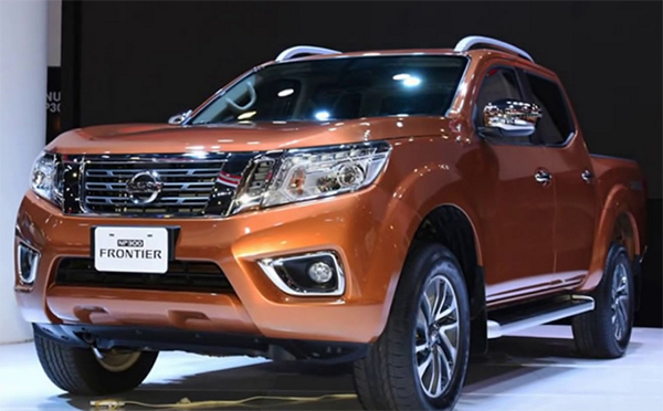 20 A 2019 Nissan Frontier Diesel New Concept