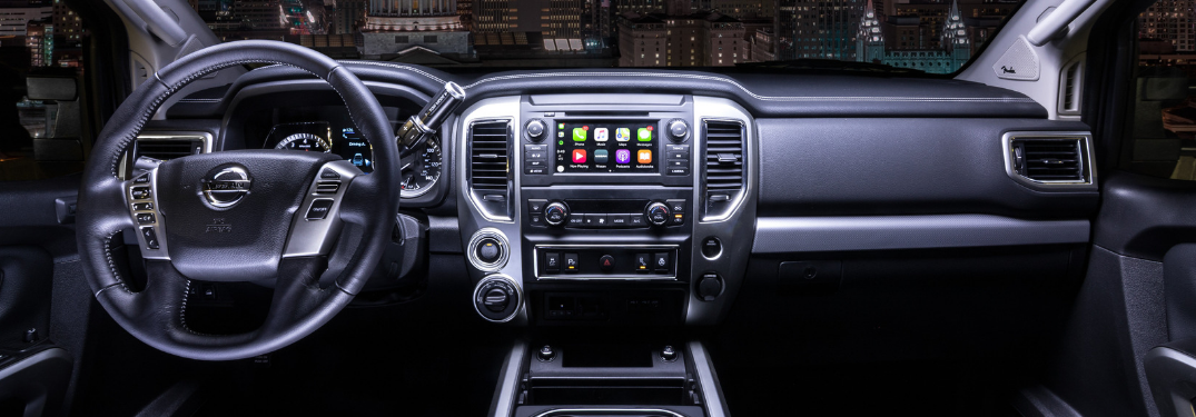 20 A 2019 Nissan Titan Interior Concept And Review