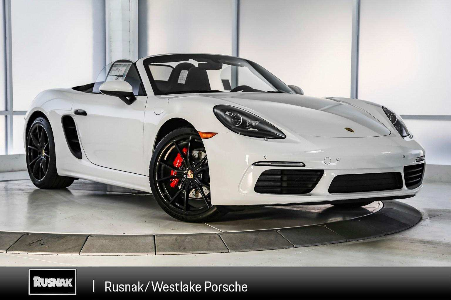 20 A 2019 Porsche Boxster S Price And Release Date