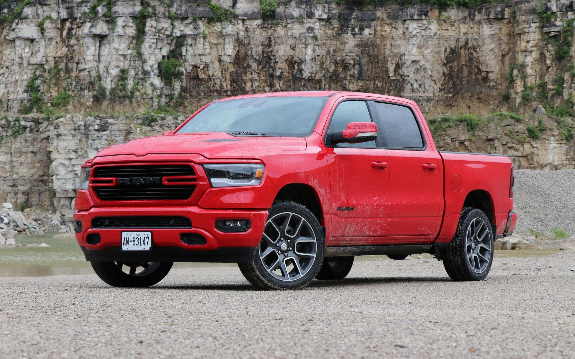 20 A 2019 RAM 1500 Concept And Review