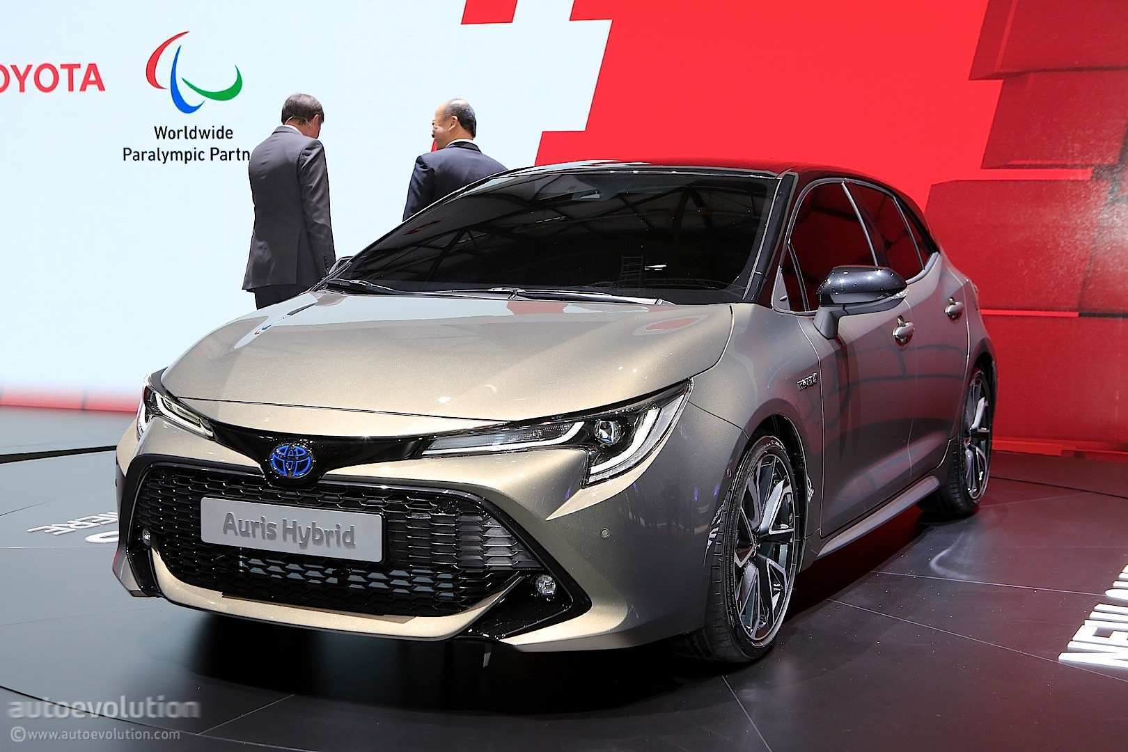20 A 2019 Toyota Auris Research New