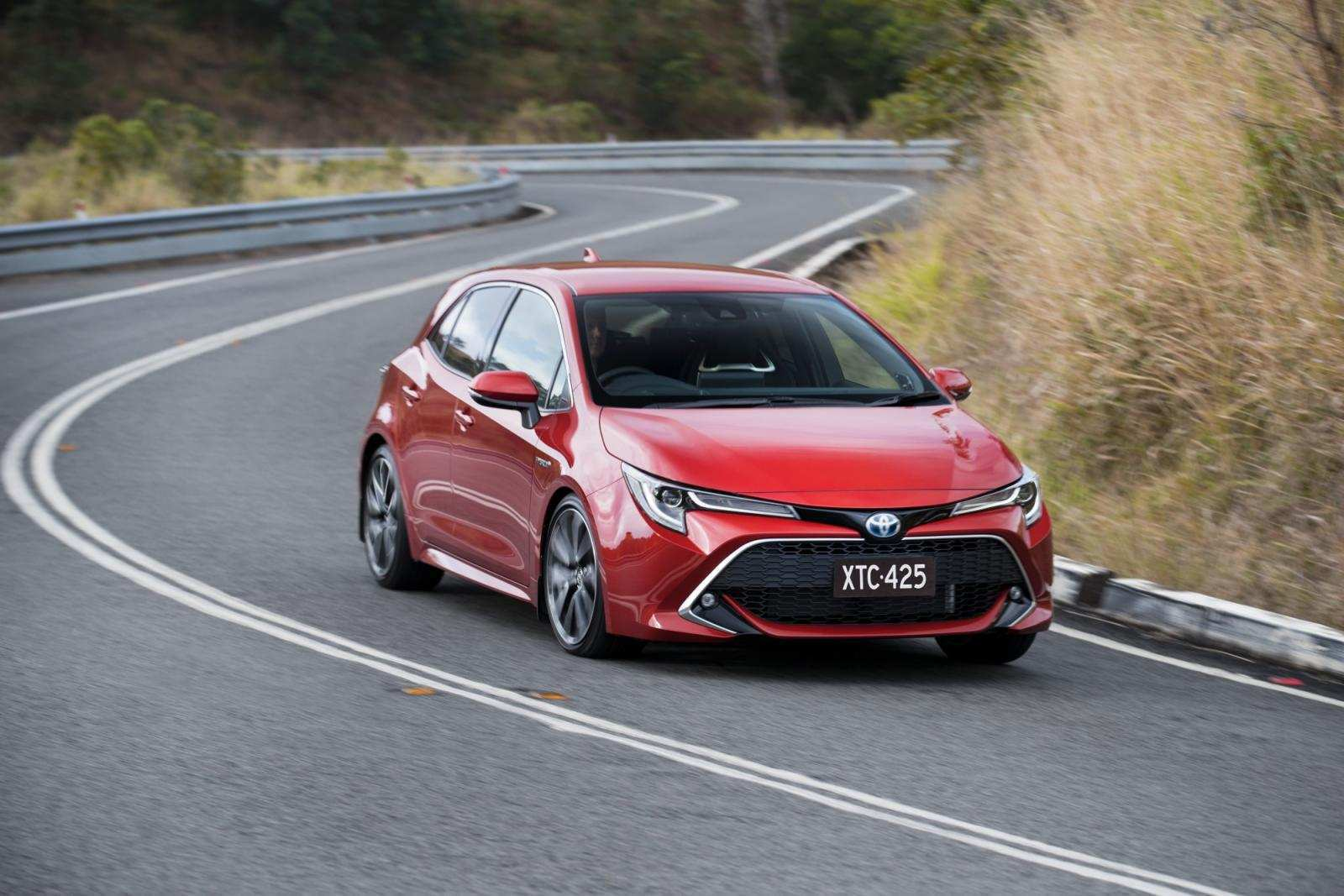 20 A 2019 Toyota Auris Wallpaper