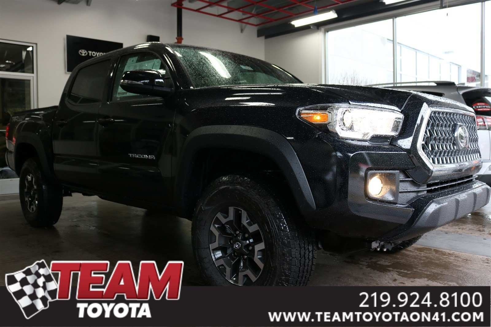 20 A 2019 Toyota Off Road Redesign