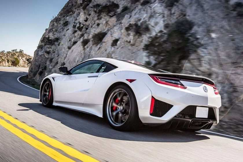 20 A 2020 Acura Nsx Type R Review And Release Date